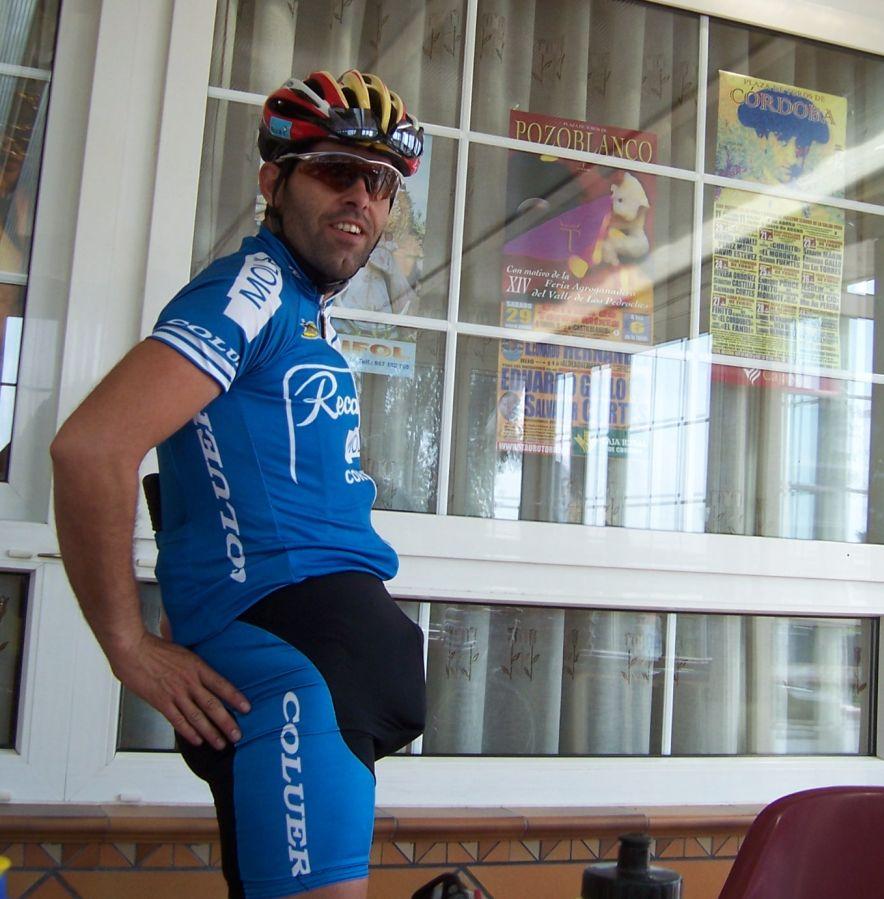 En El Marca Vemos Una Foto Hecha Por Diegoweb Desde La Bici Que