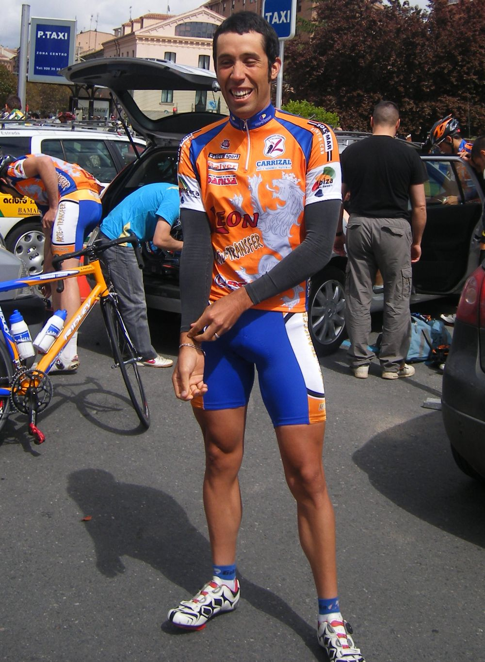 Alonso Oyarzun